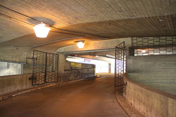 Temple Street Garage || New Haven Modern Architecture - New